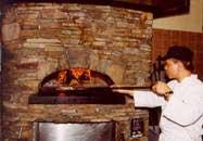 北米で圧倒的シェアを持つウッドストーンのオーブン